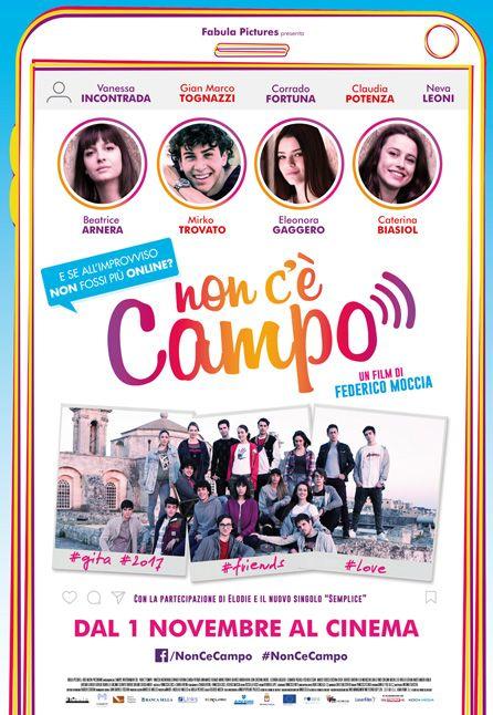NON C`E` CAMPO